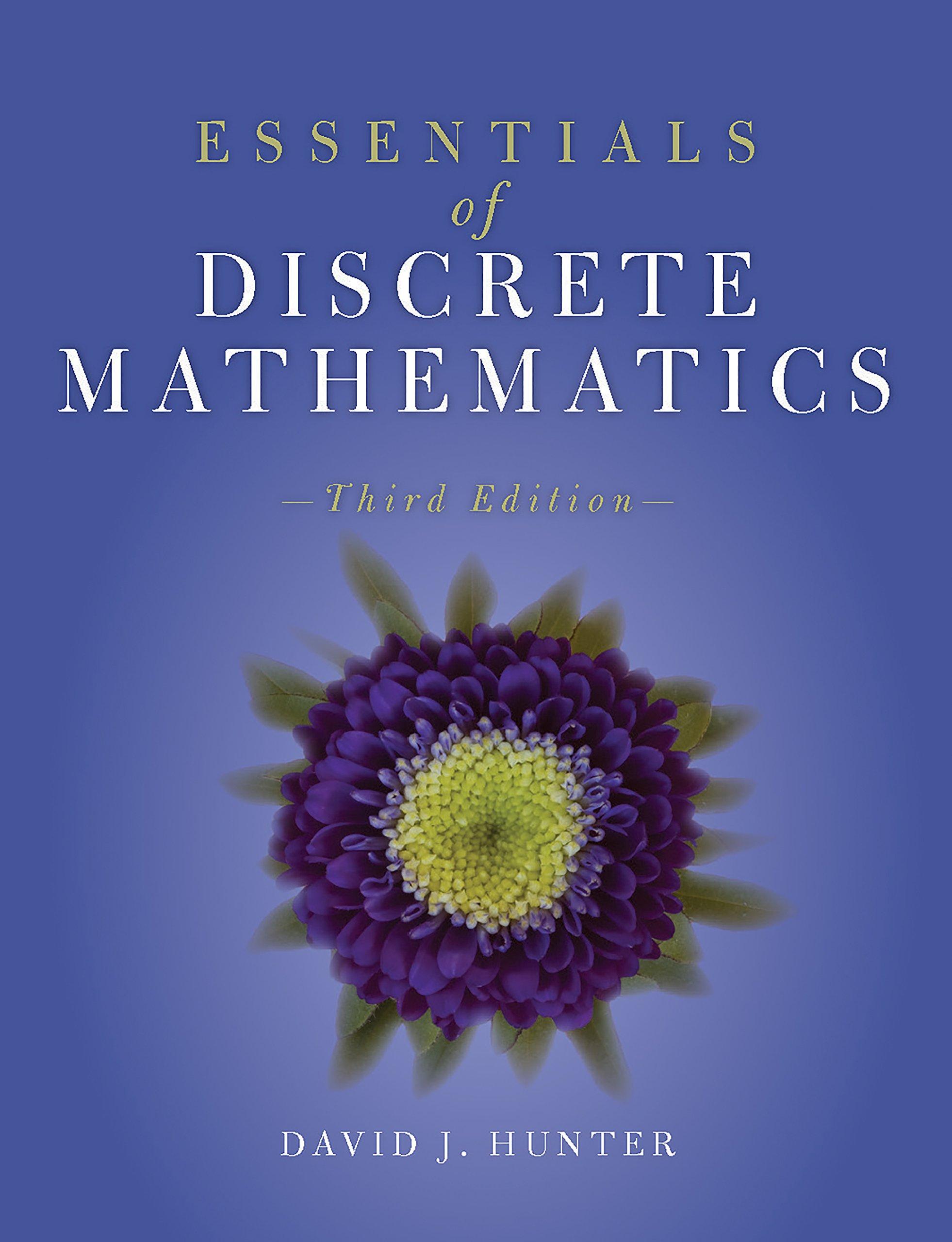 Essentials Of Discrete Mathematics 3rd Edition Pdf