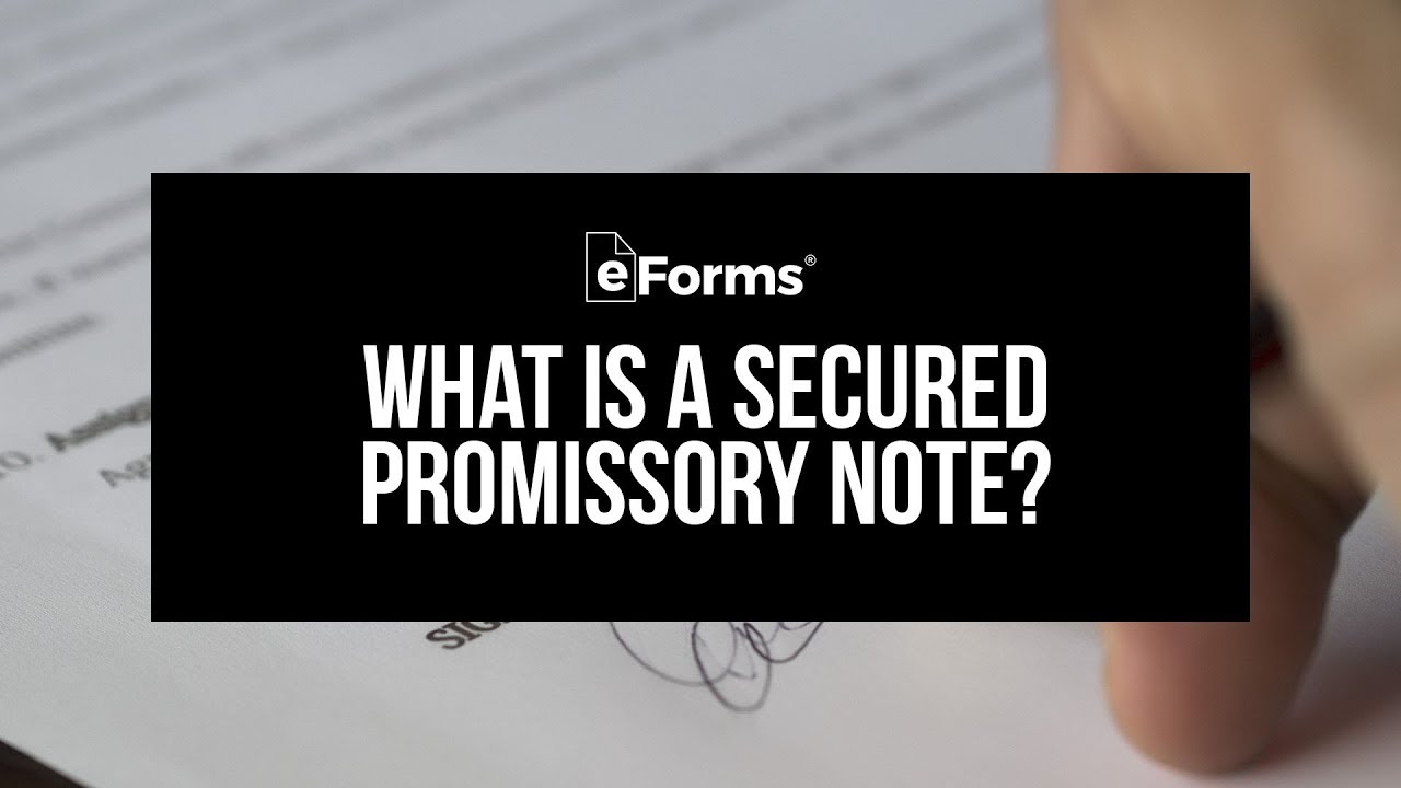 Fill In The Blank Promissory Note Pdf