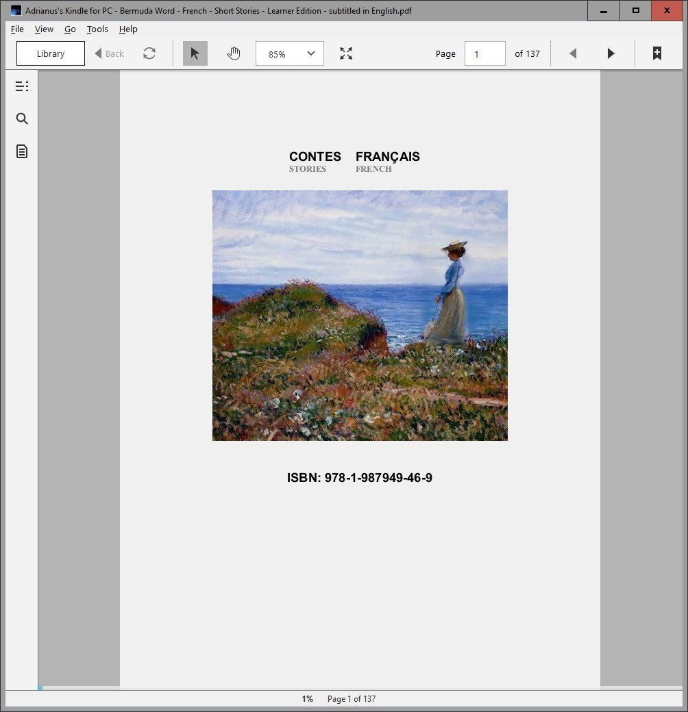 French Short Stories Pdf