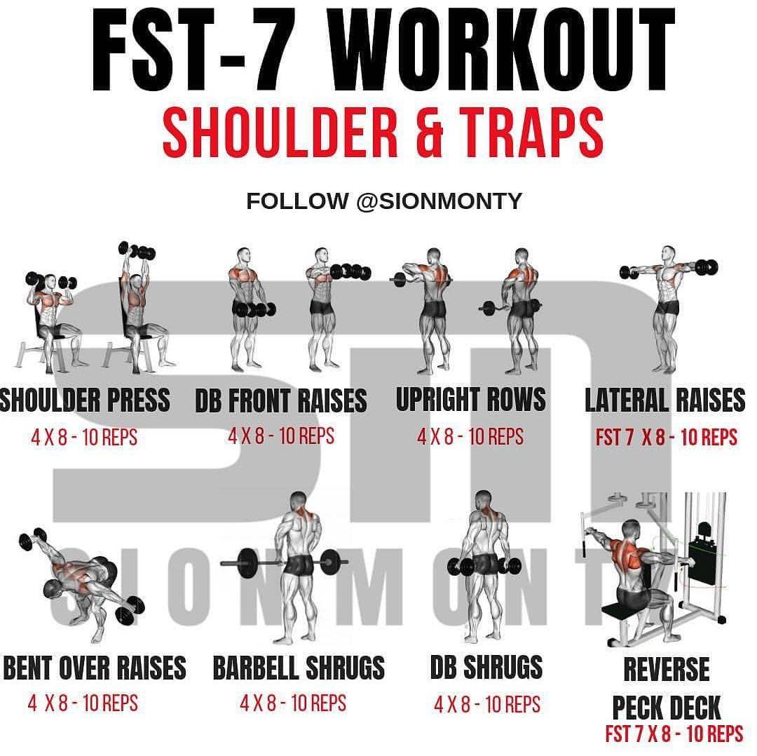 Fst 7 Workout Plan Pdf Level 1