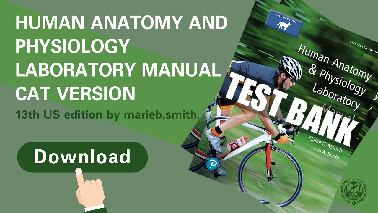 Human Anatomy And Physiology Lab Manual Pdf