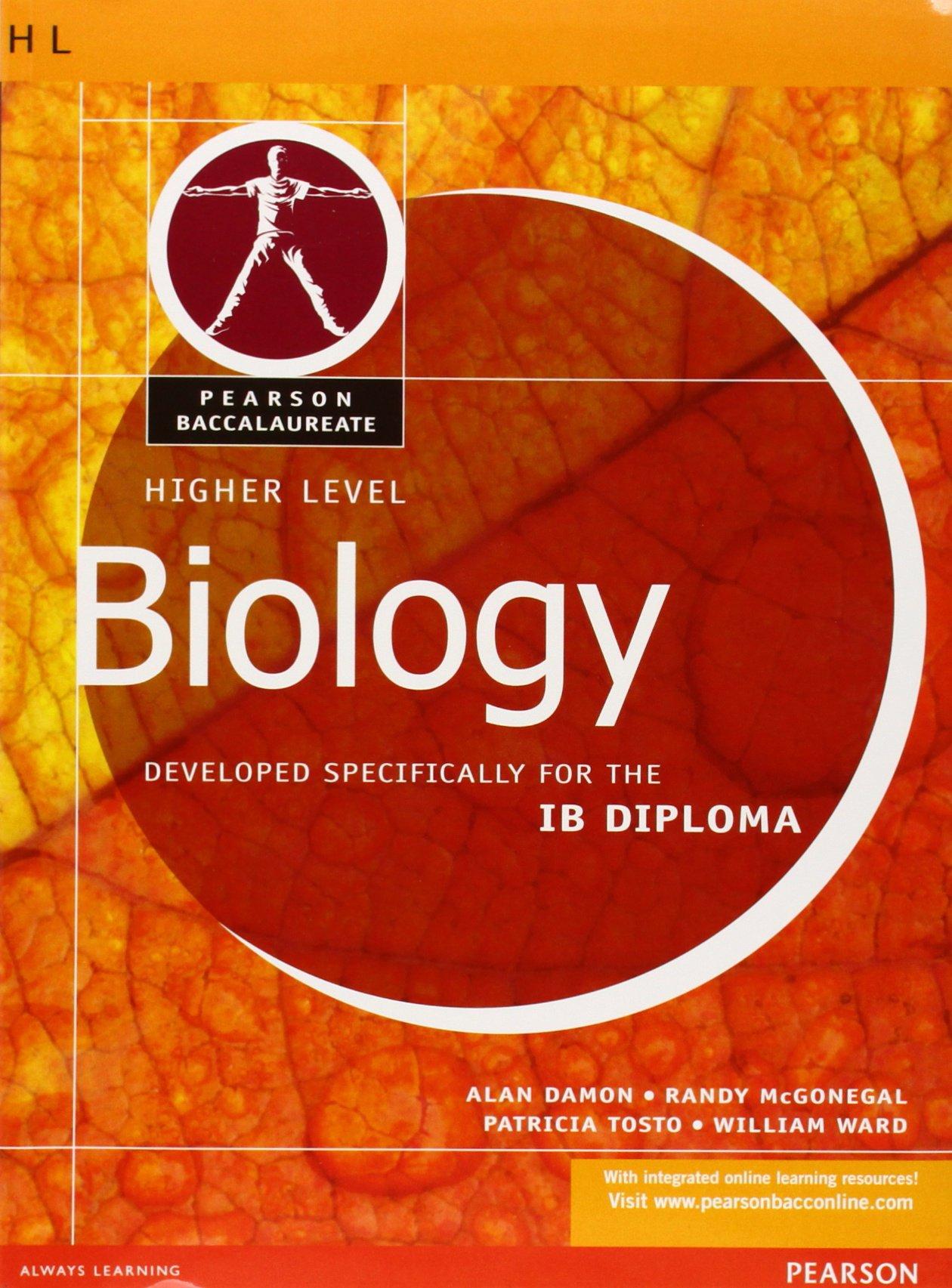 Ib Biology Textbook Pdf Free Download Pearson