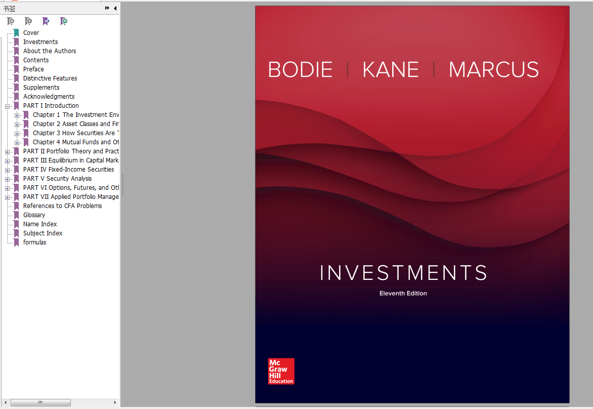 Investments 11th Edition Pdf