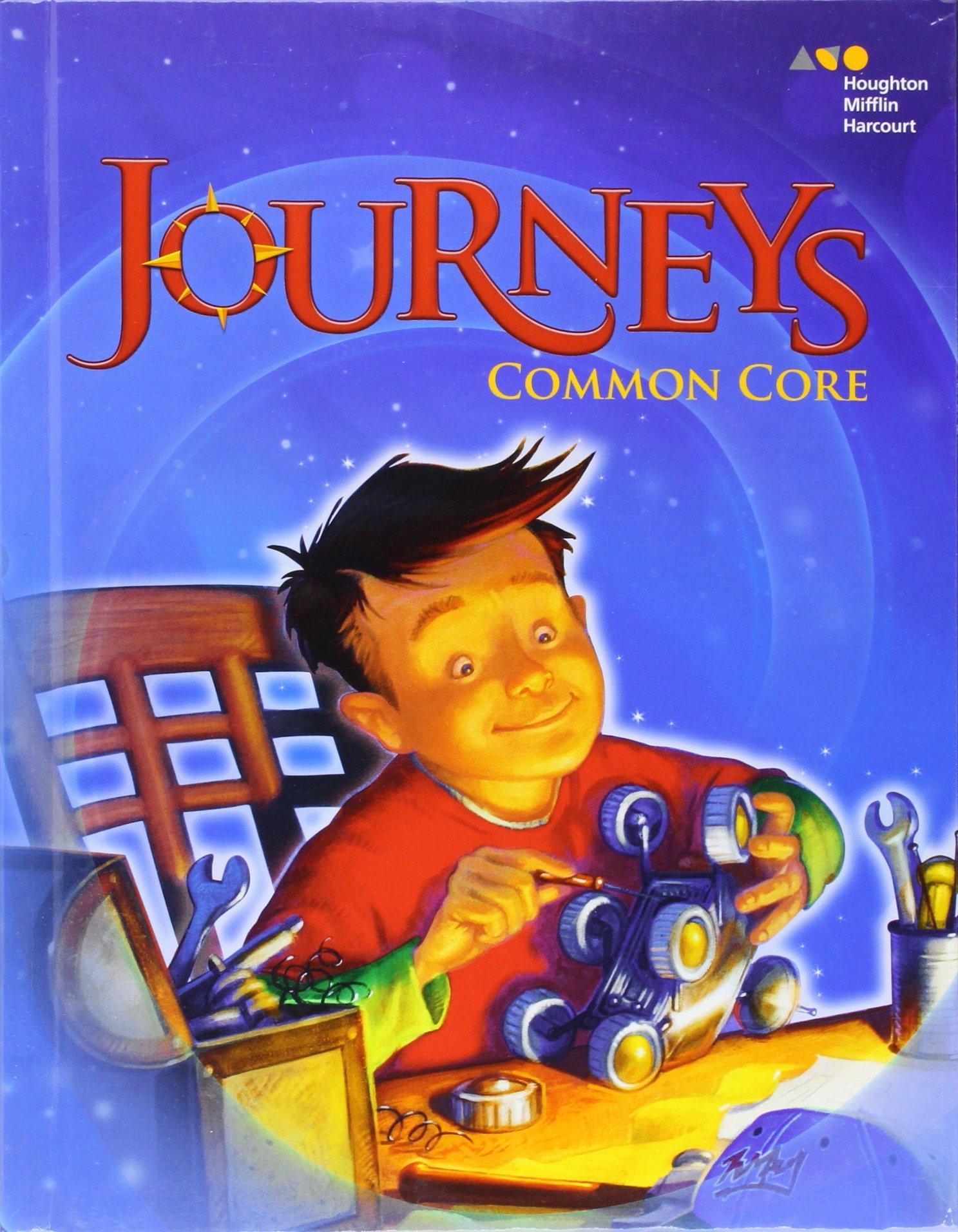 Journeys Book Grade 1 Pdf