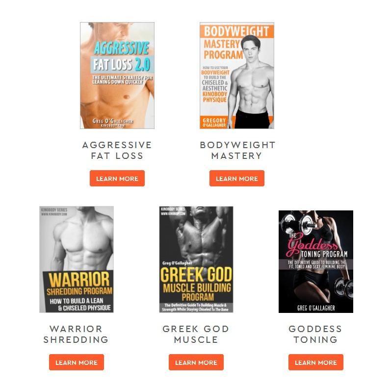Kinobody Bodyweight Mastery Program Pdf