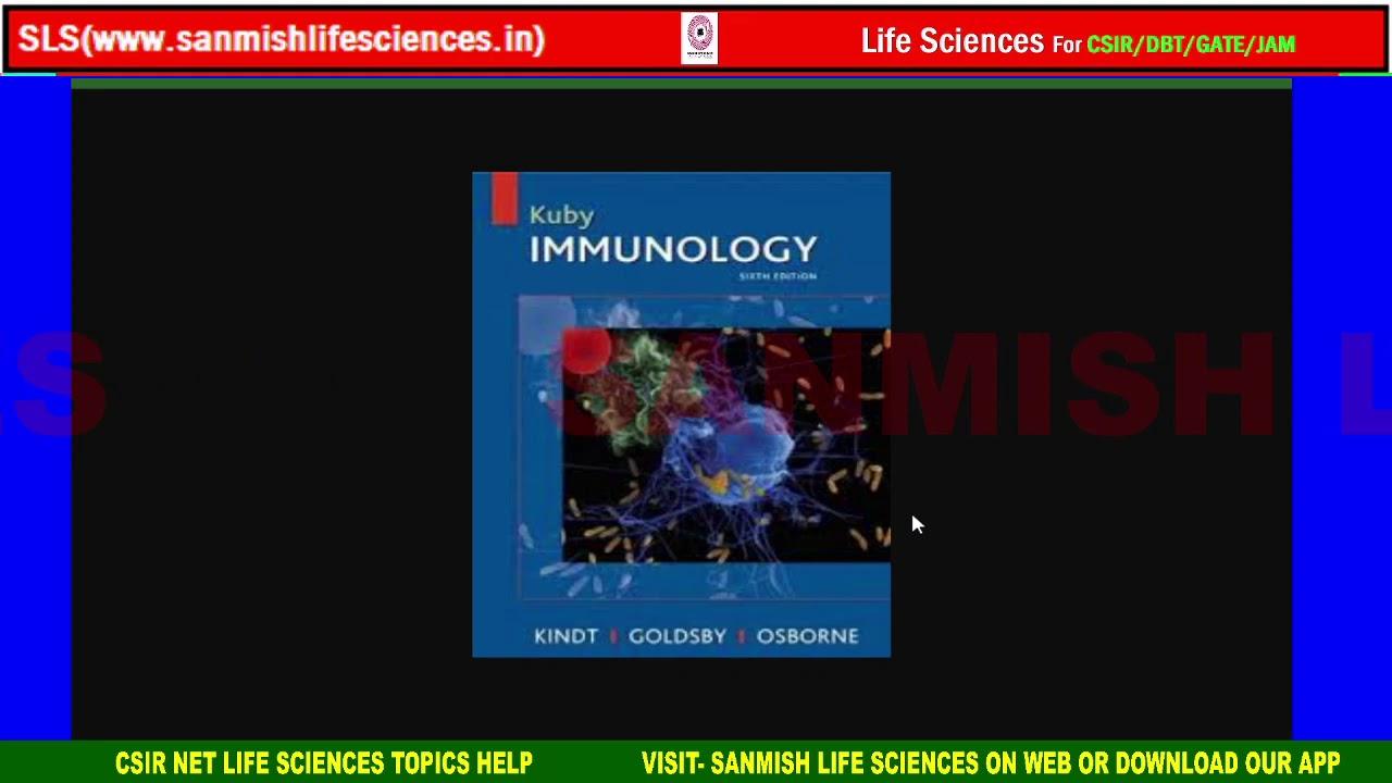 Kuby Immunology Book Pdf