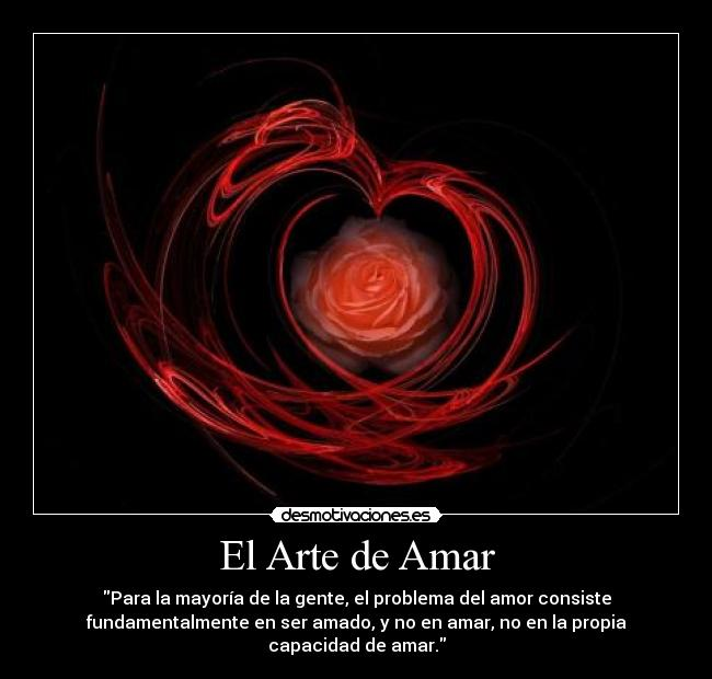 Libro El Arte De Amar Pdf