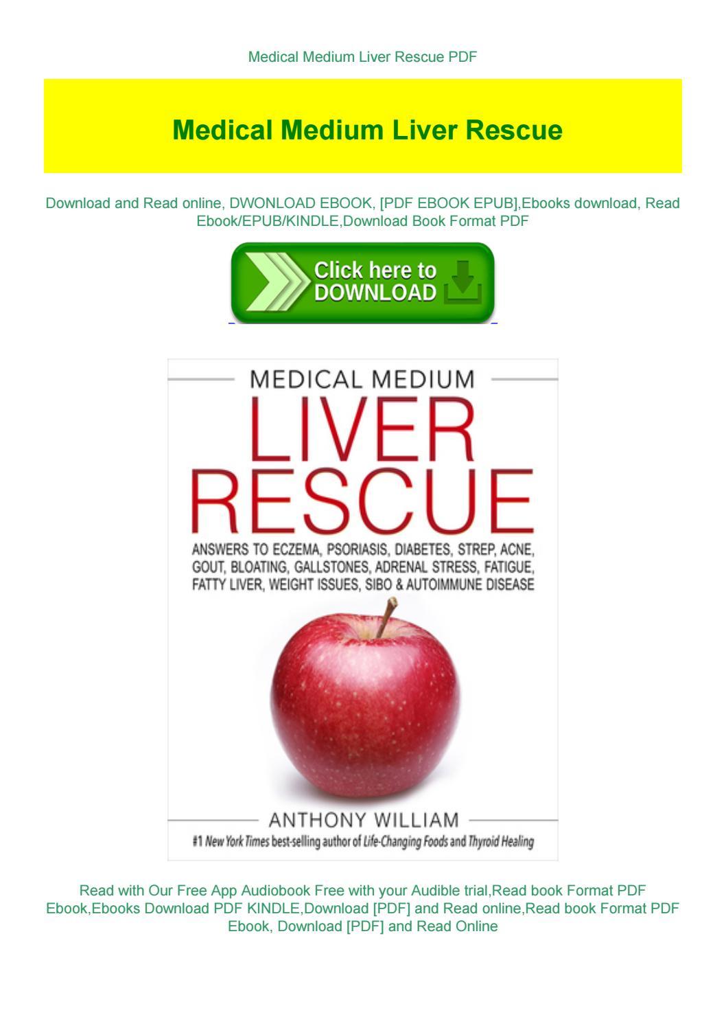 Liver Rescue Pdf