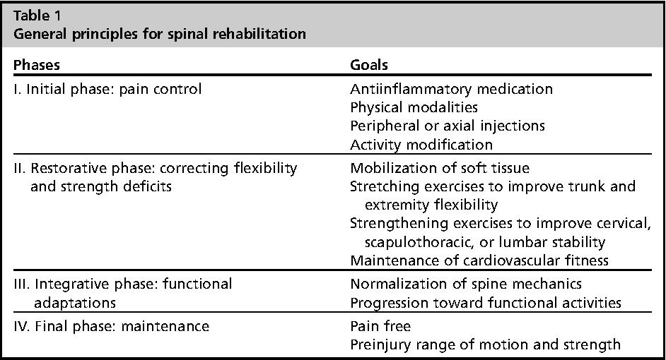 Lumbar Radiculopathy Physical Therapy Exercises Pdf