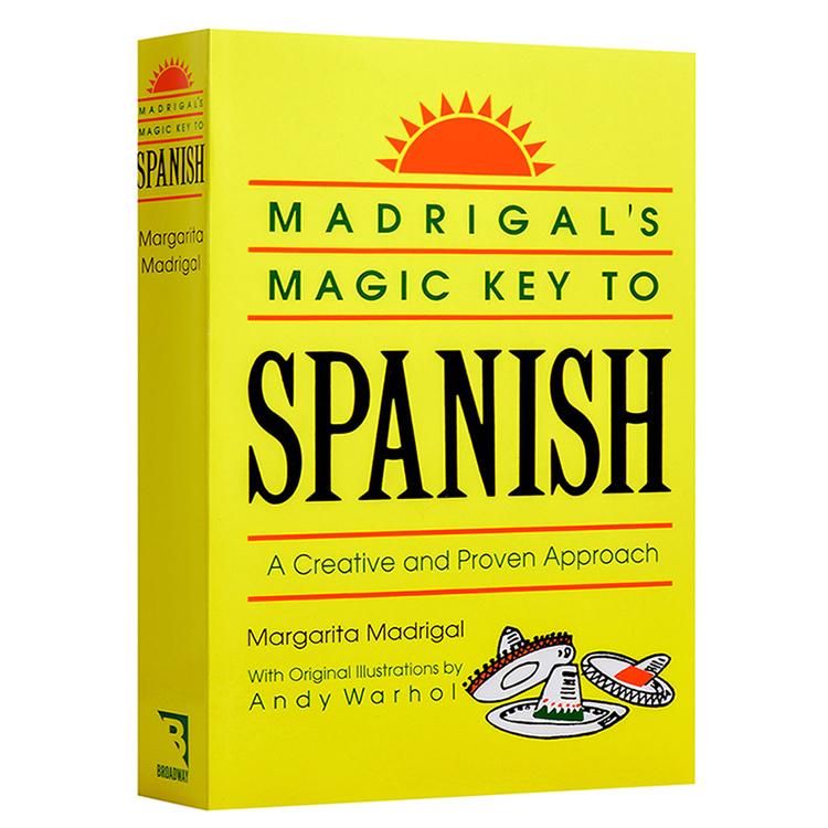 Madrigal's Magic Key To Spanish Pdf