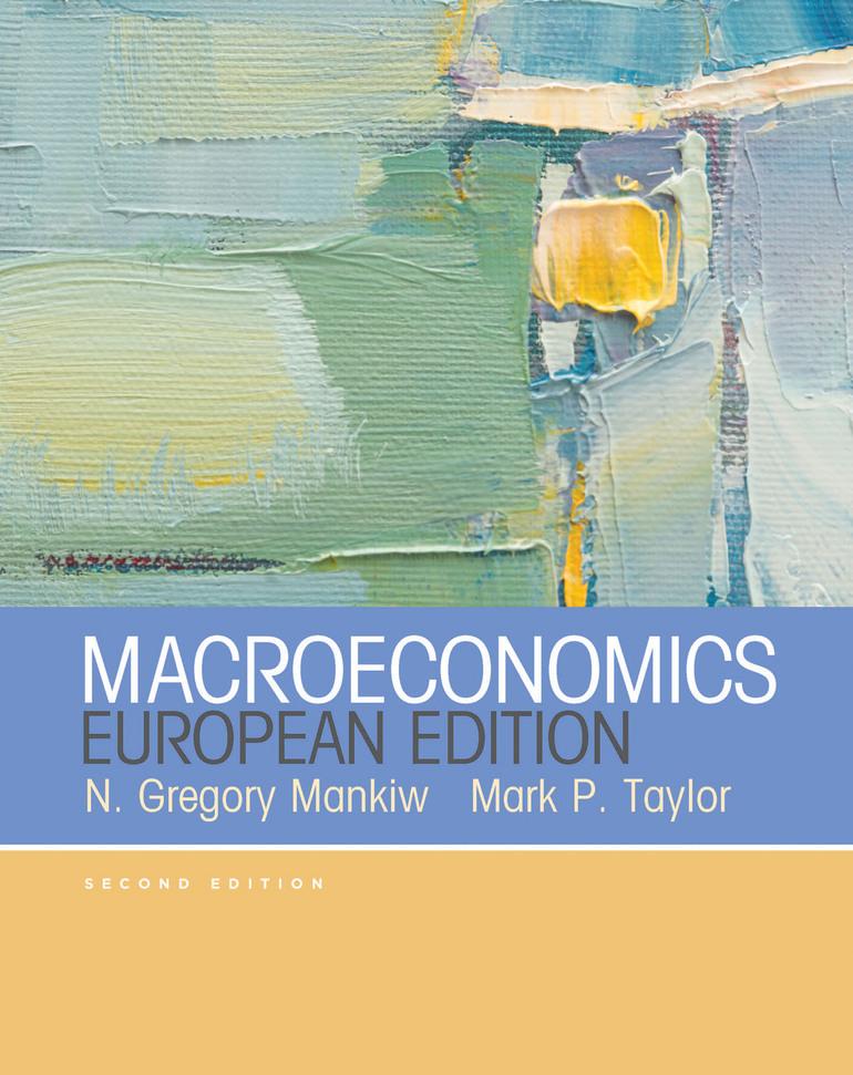 Mankiw Macroeconomics Pdf 10th