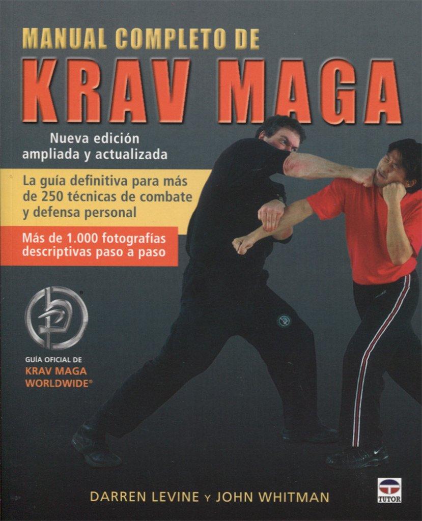Manual Completo Krav Maga Pdf