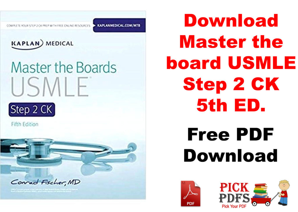 Master The Boards Step 2 Ck Pdf Free Download