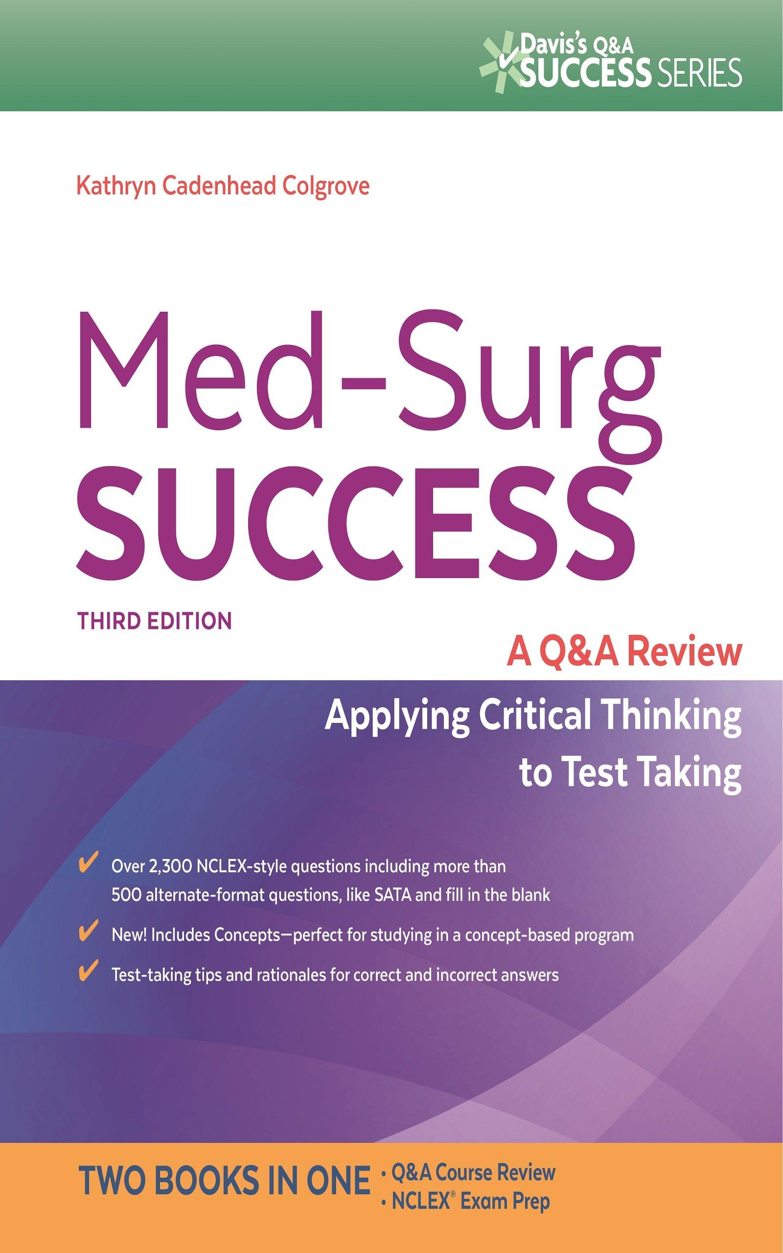 Med Surg Success 3rd Edition Pdf Free