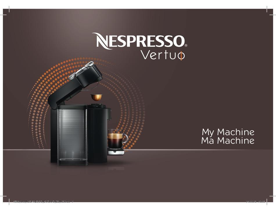 Nespresso Vertuo Descaling Instructions Pdf
