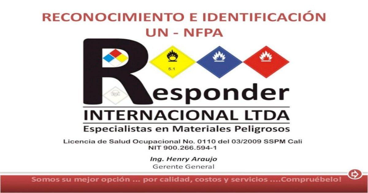 Nfpa 704 Pdf Download