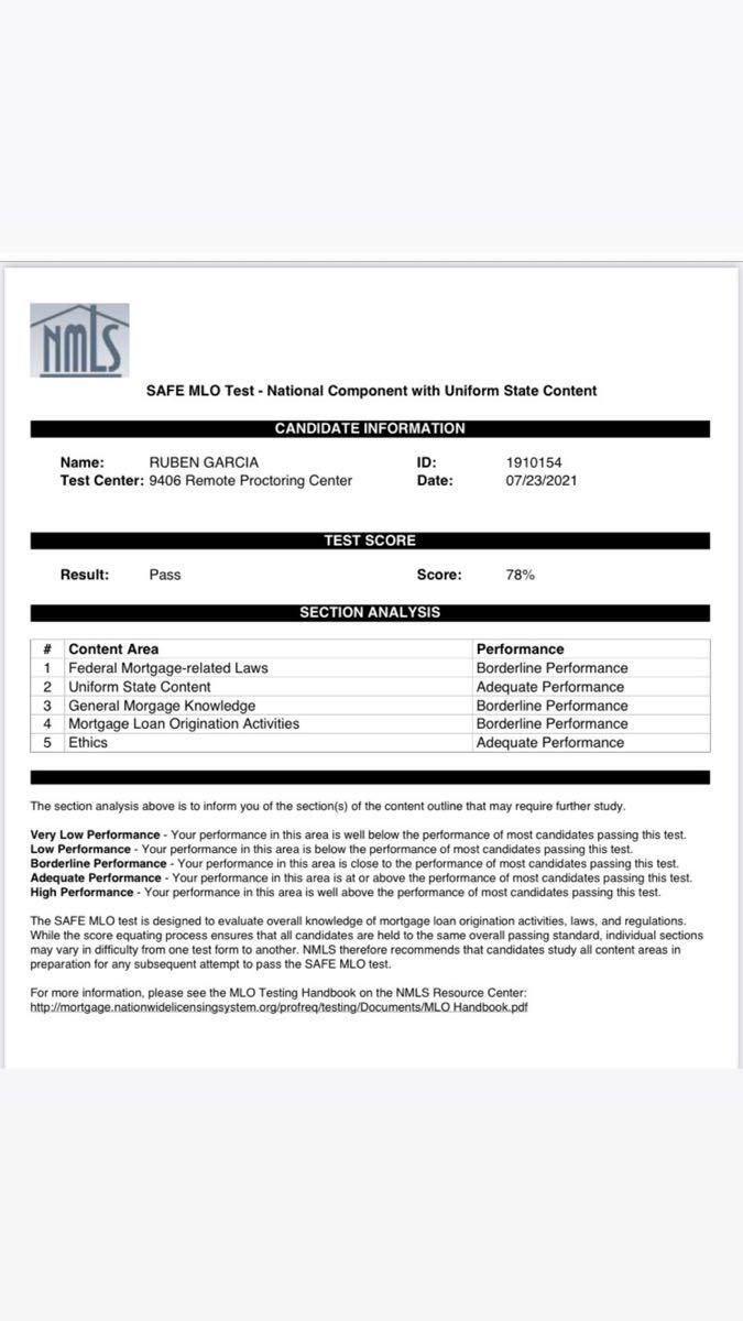 Nmls Practice Test Pdf