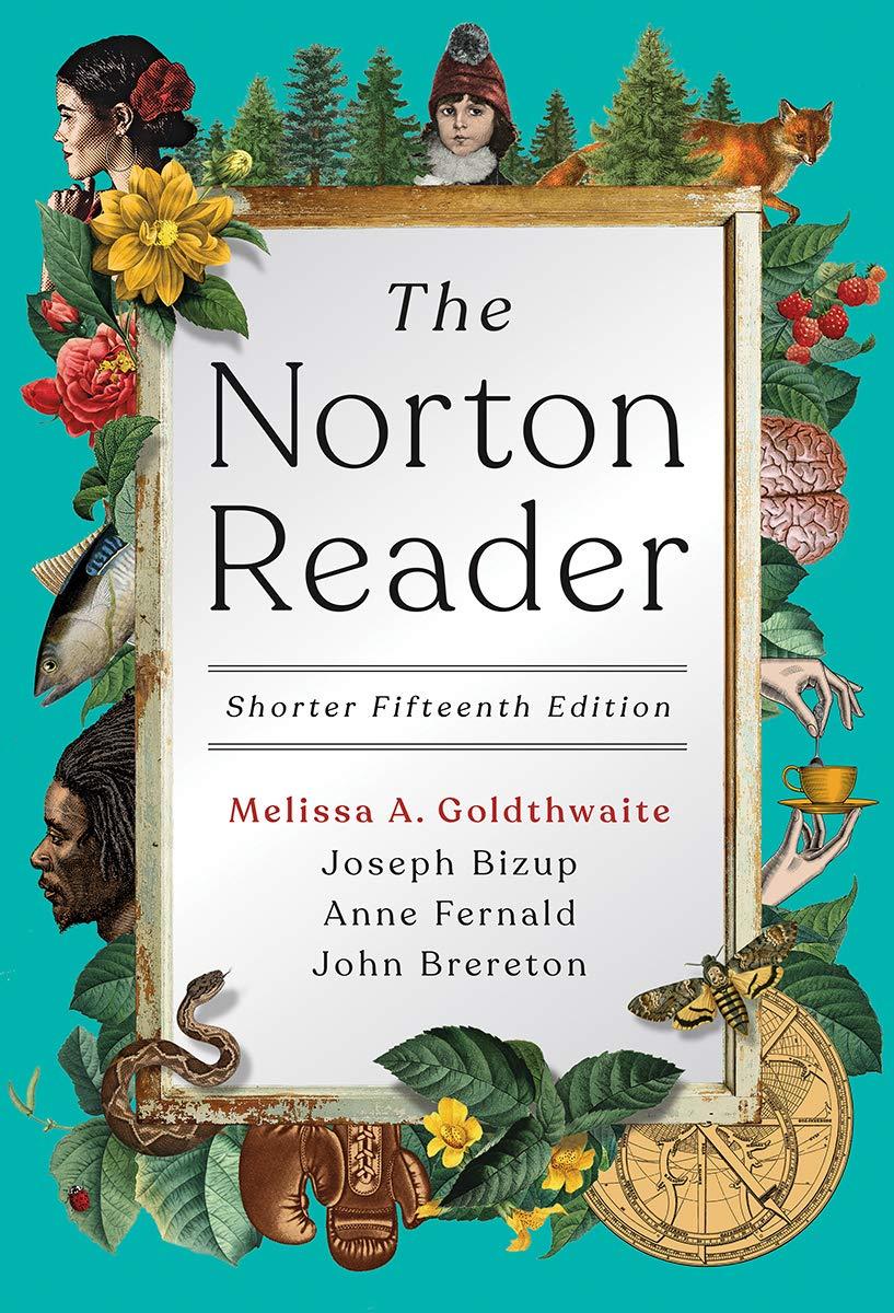 Norton Reader 14th Edition Pdf
