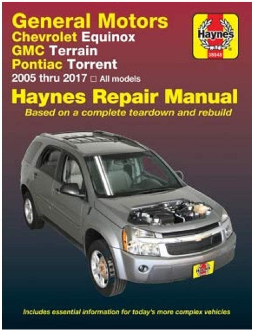 2012 Gmc Terrain Repair Manual Pdf