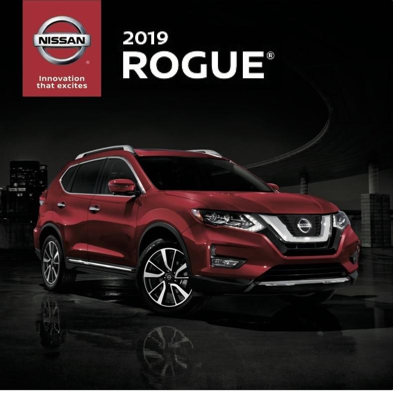 2018 Nissan Rogue Sport Brochure Pdf