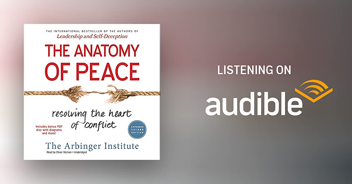 Anatomy Of Peace Pdf Free Download