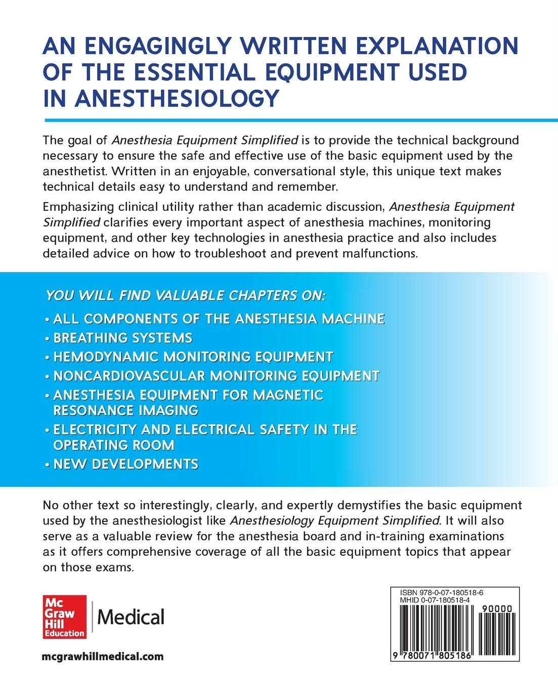 Anesthesia Equipment Simplified Pdf Free Download