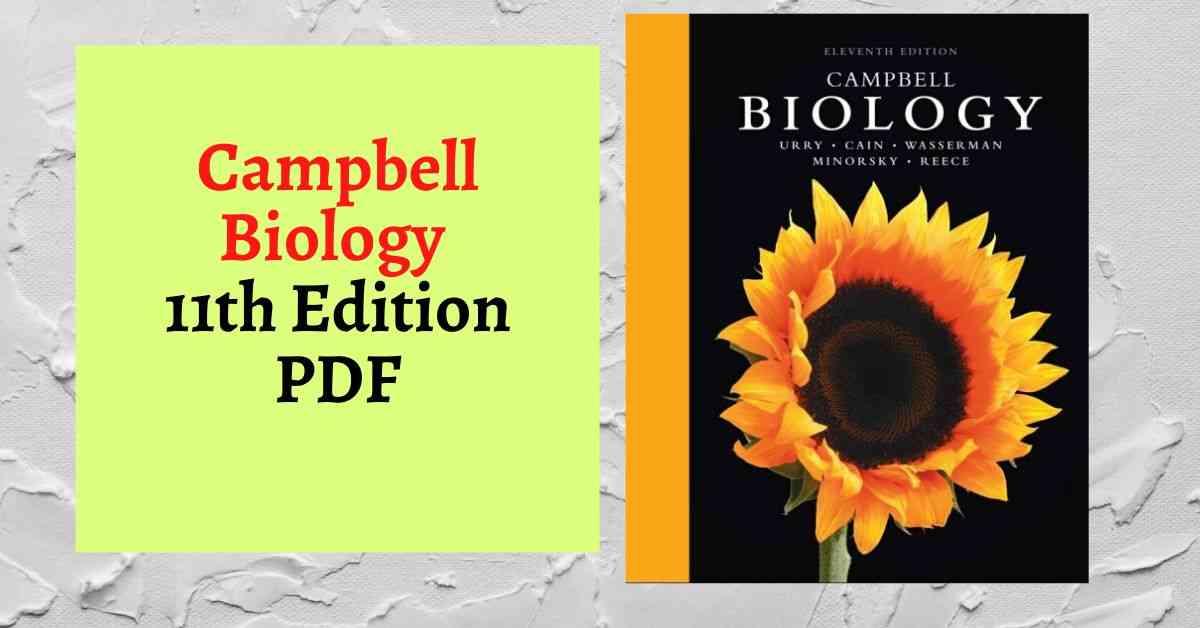 Ap Biology Campbell 11th Edition Pdf