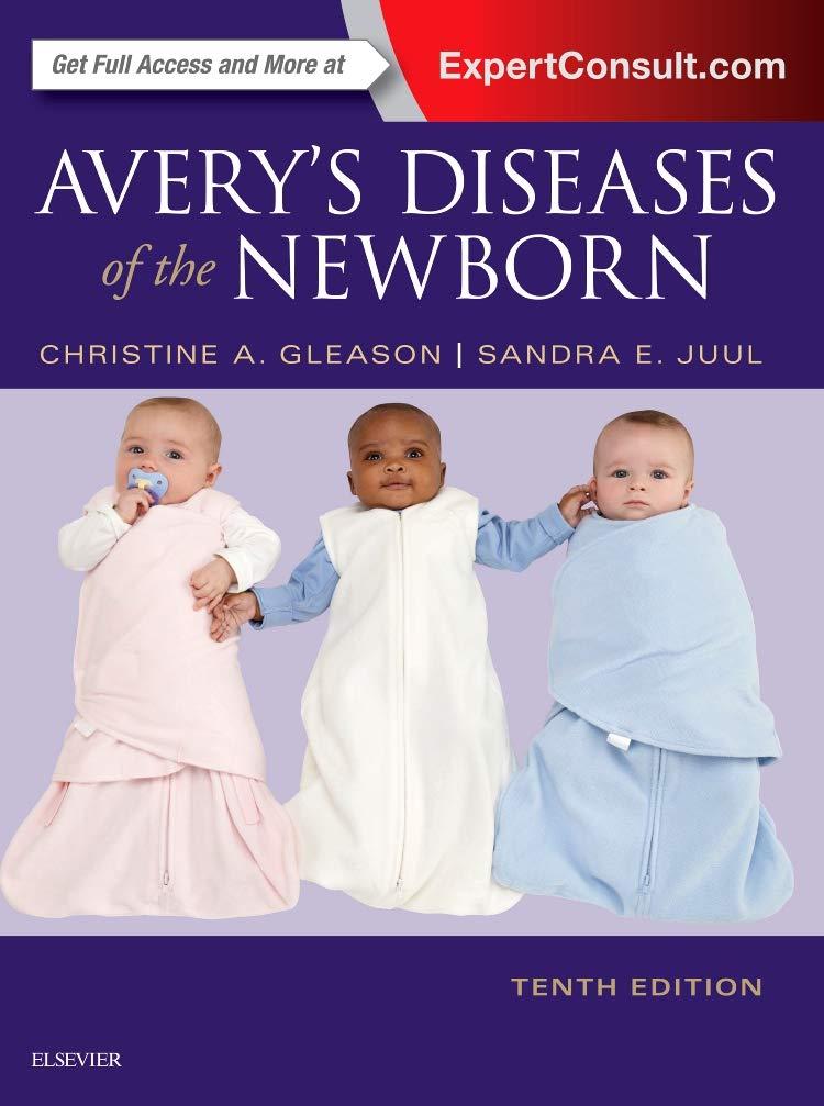 Avery Textbook Of Neonatology Pdf
