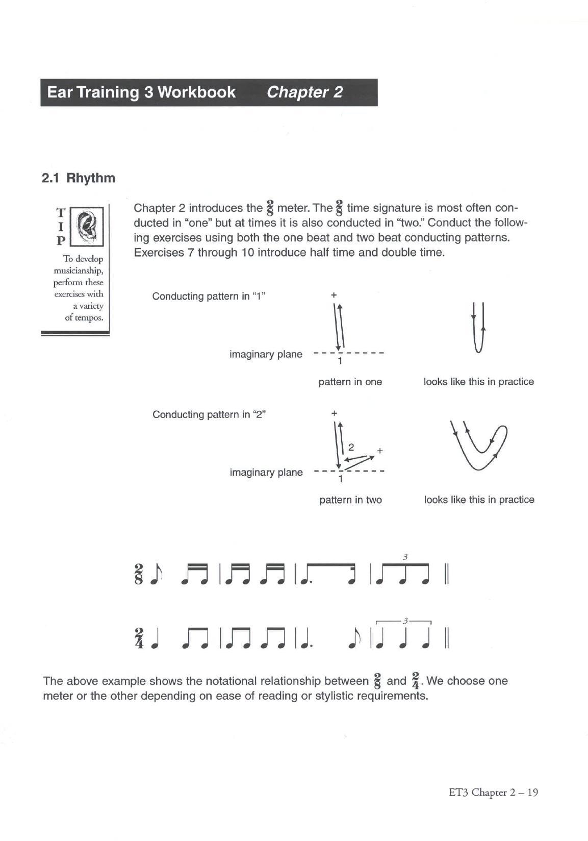 Berklee Ear Training 1 2 Workbooks Pdf
