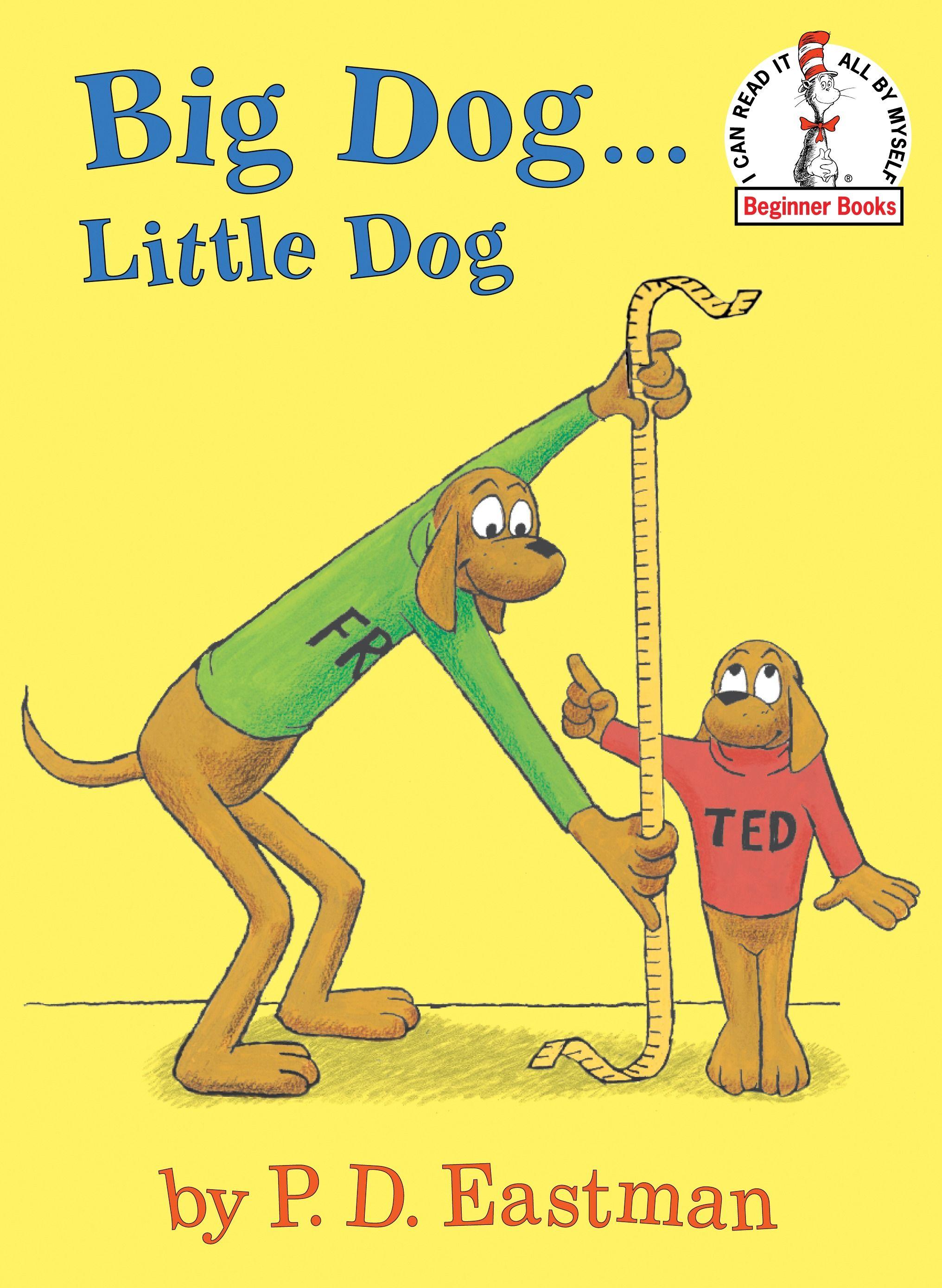 Big Dog Little Dog Book Pdf