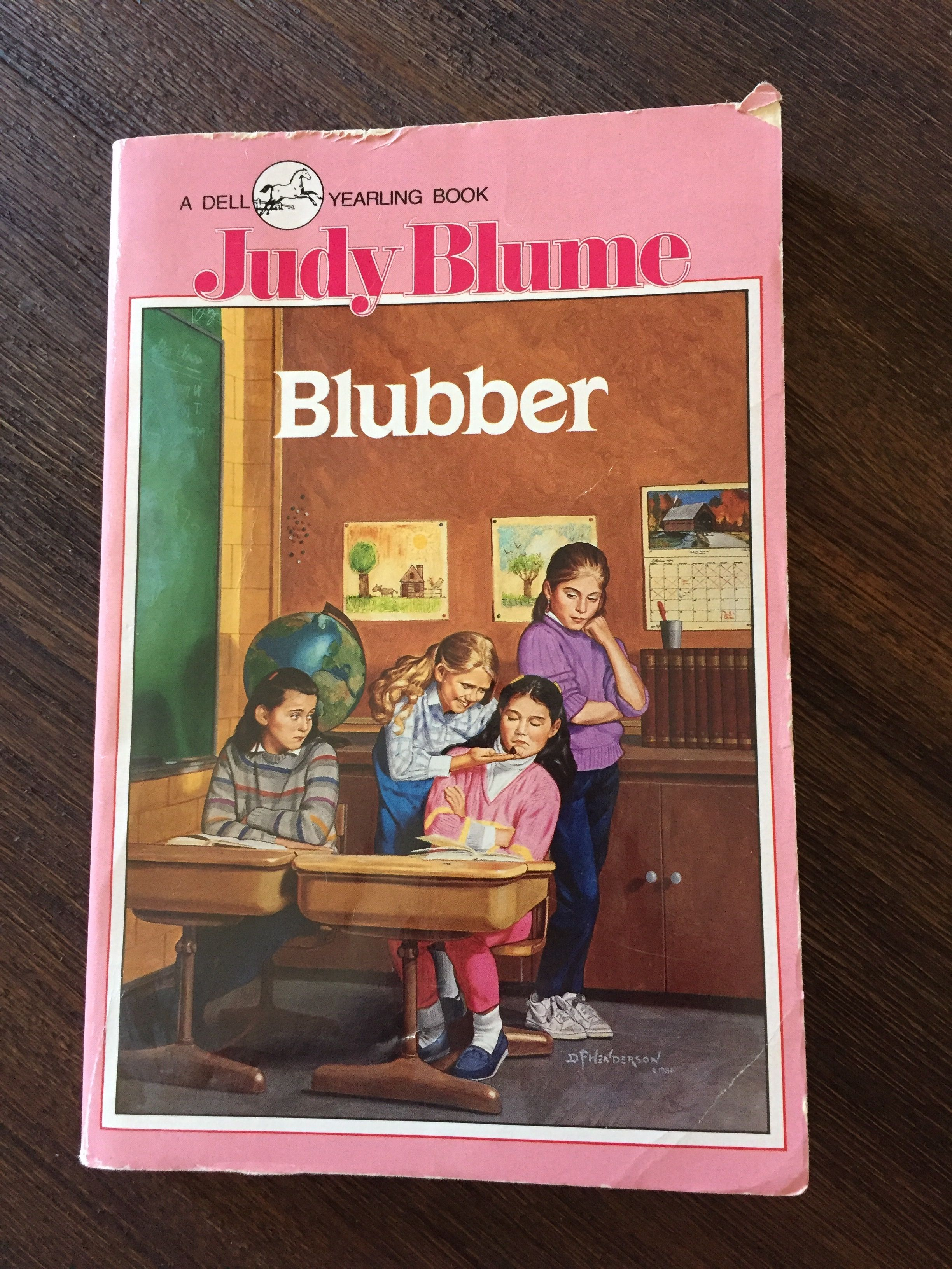 Blubber Judy Blume Pdf