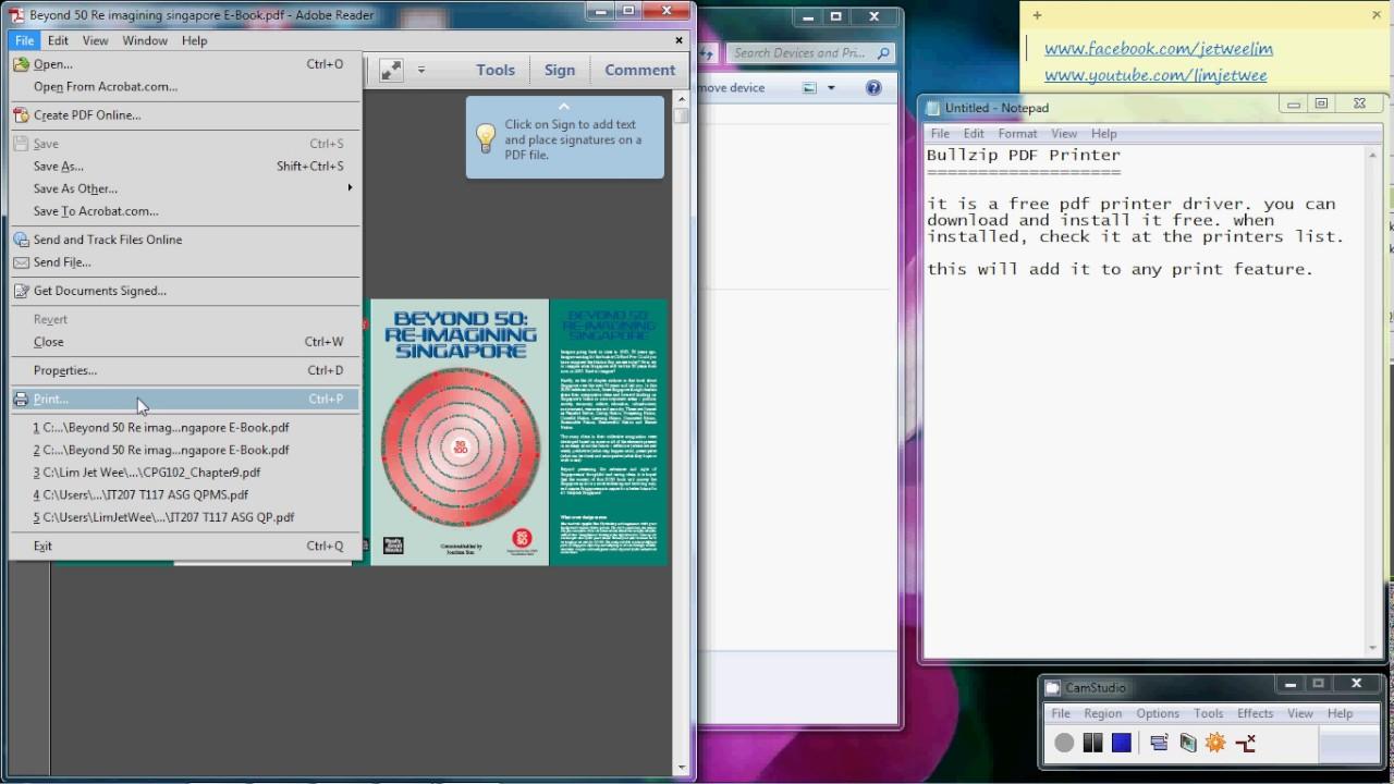 Bullzip Pdf Printer Free Download For Mac