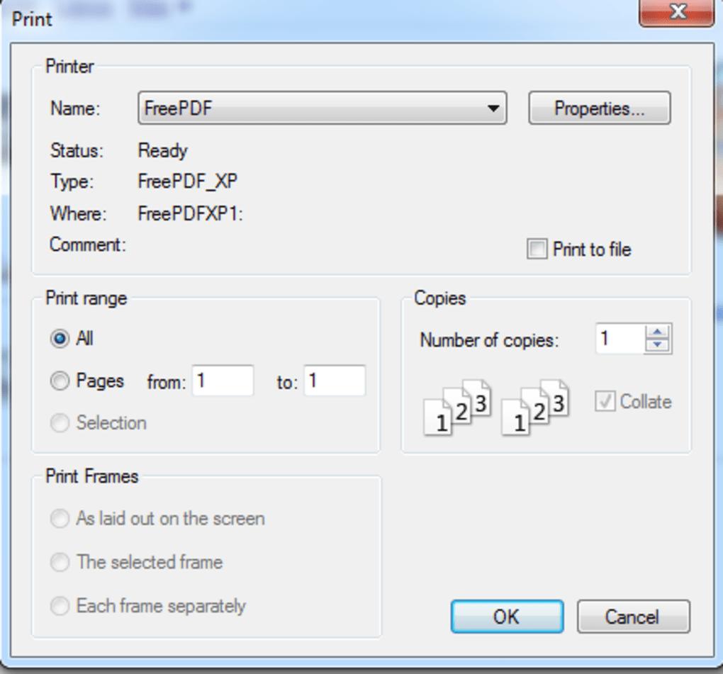 Bullzip Pdf Printer Free Download For Windows Xp 32 Bit