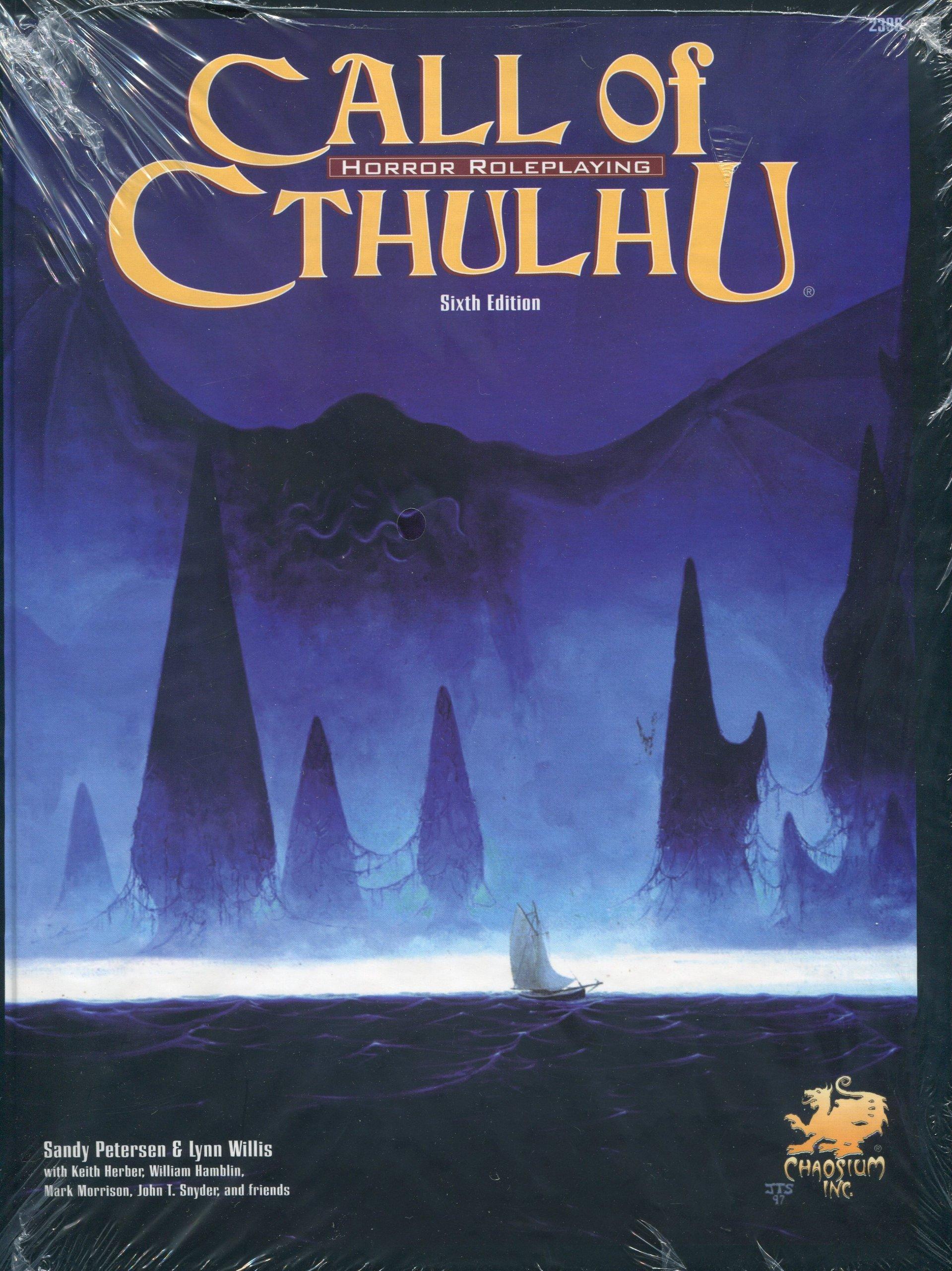 Call Of Cthulhu 4th Edition Pdf