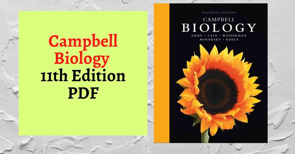 Campbell Biology 11th Edition Pdf Online