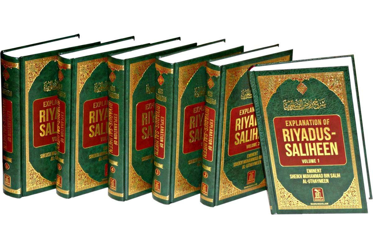 Explanation Of Riyad Us Saliheen Pdf
