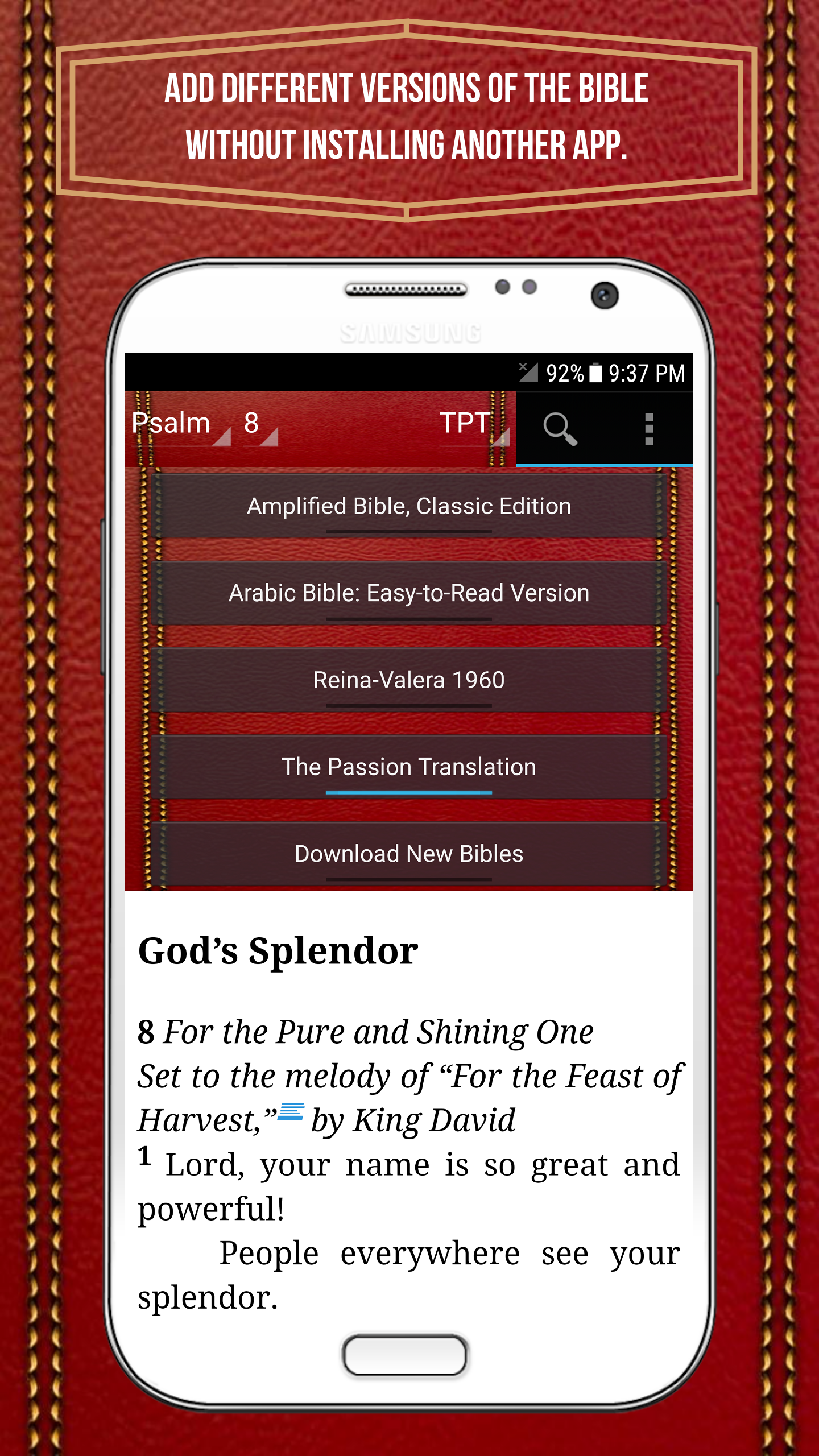 Passion Translation Pdf Free Download