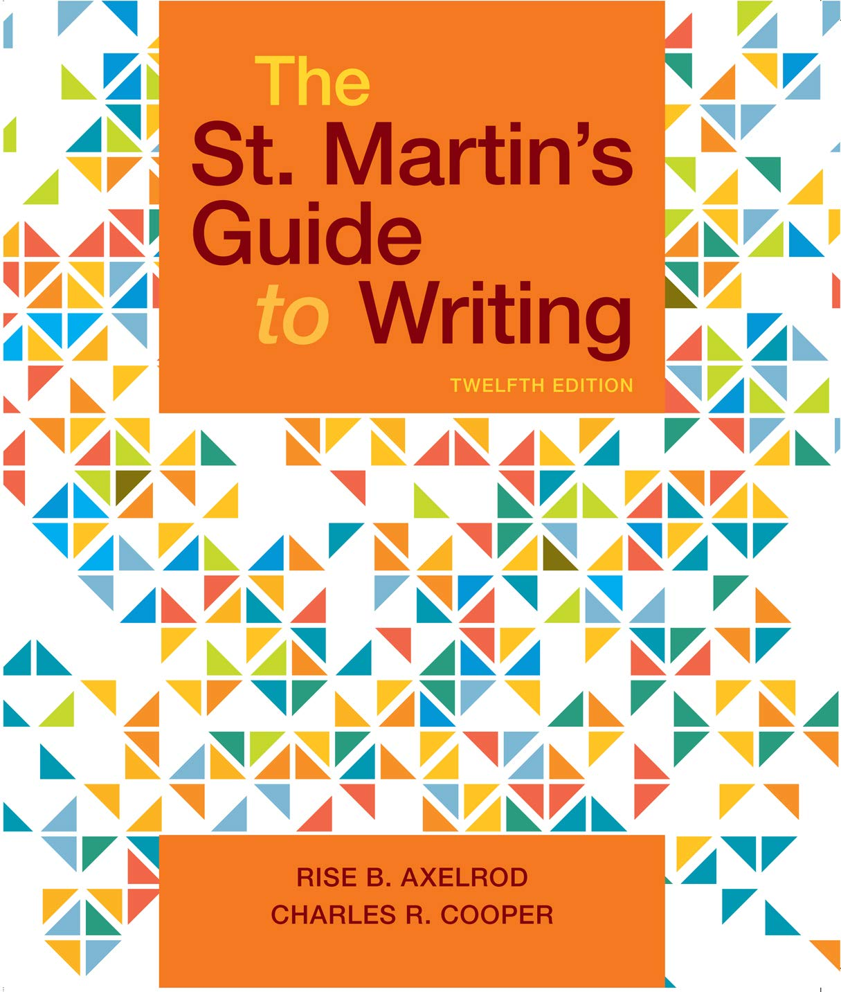 Patterns For College Writing 12th Edition Pdf Free