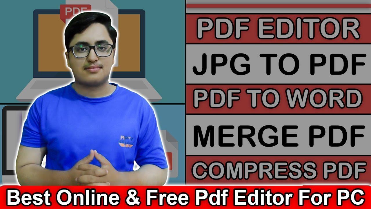 Pdf Editor Sejda Free