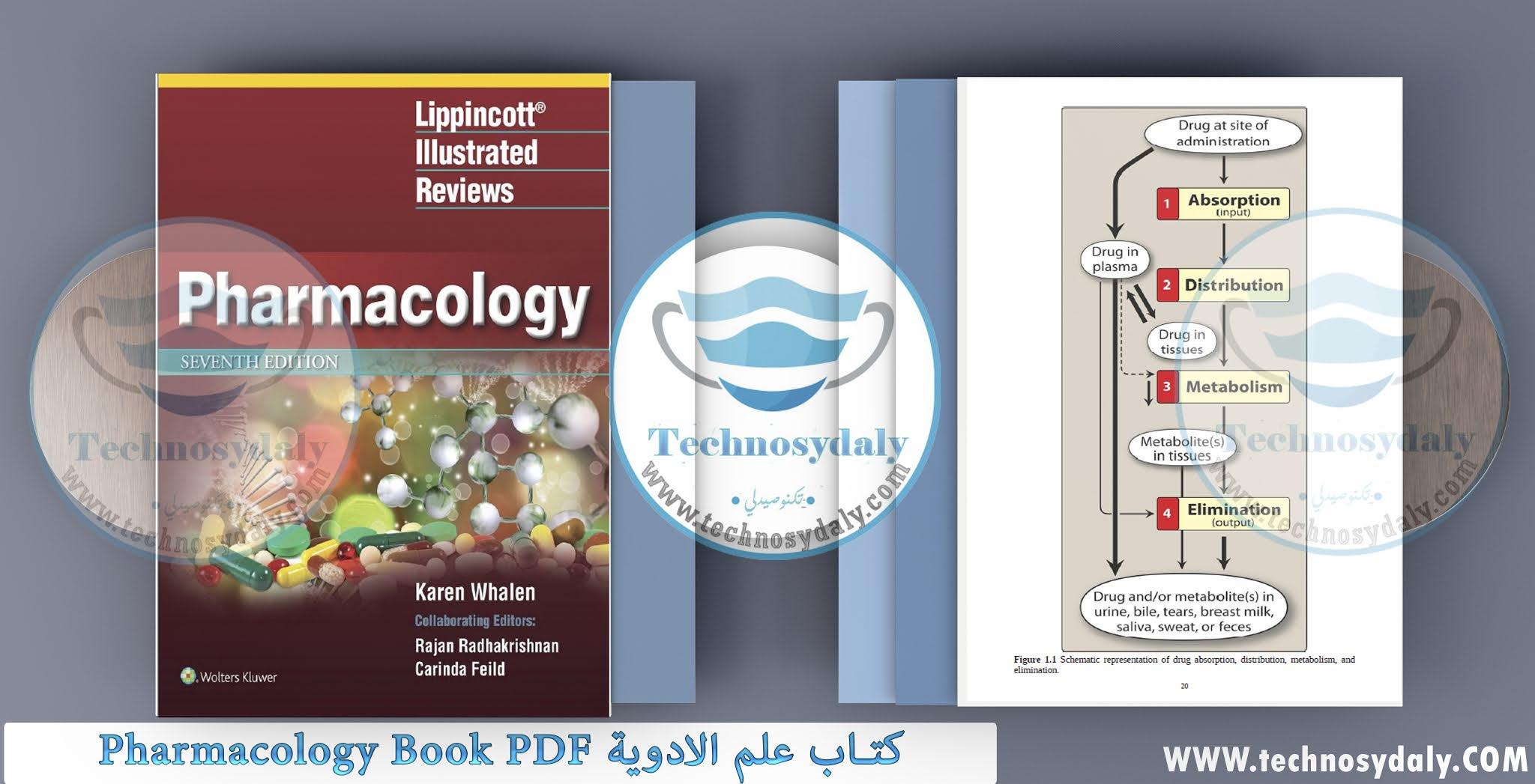 Pharmacology Book Pdf