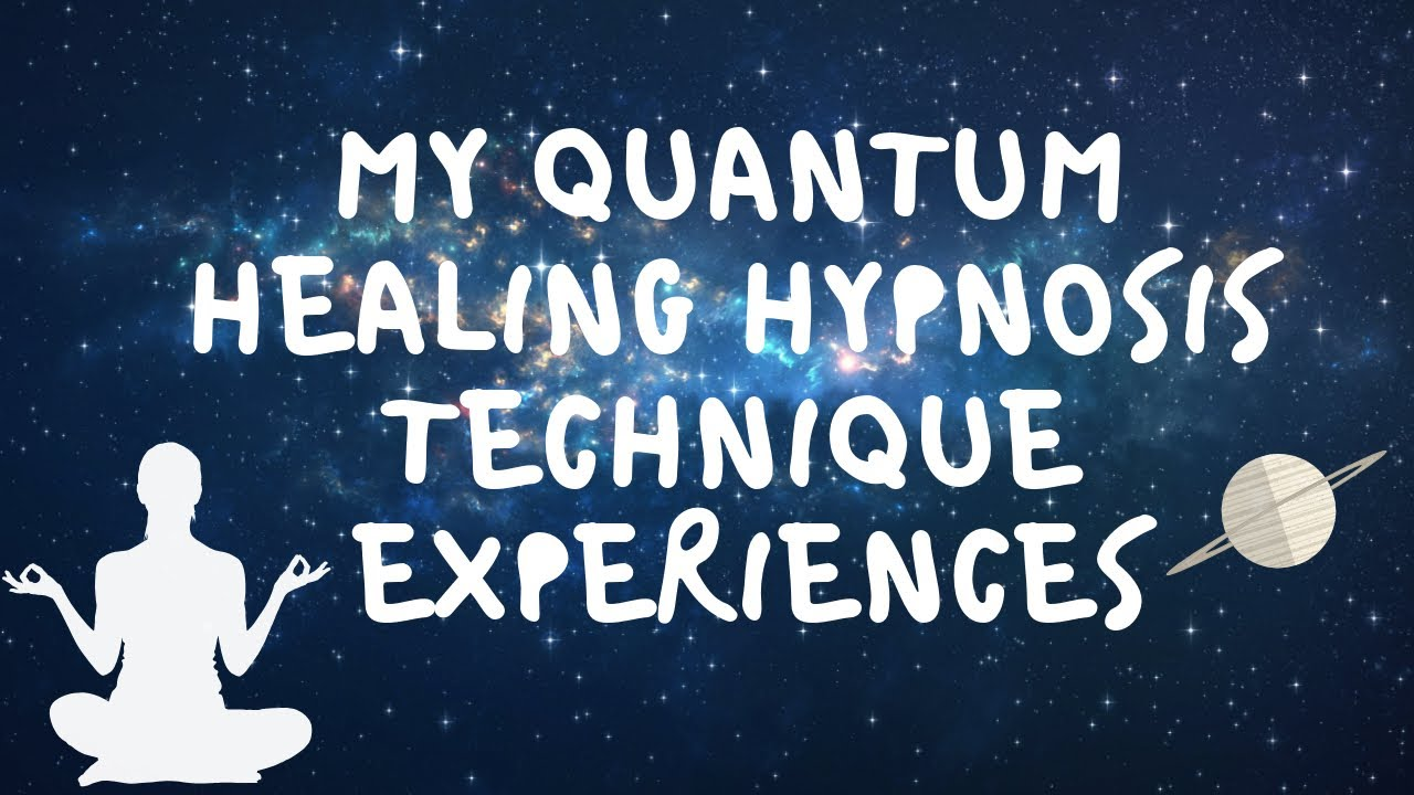 Quantum Healing Hypnosis Technique Pdf