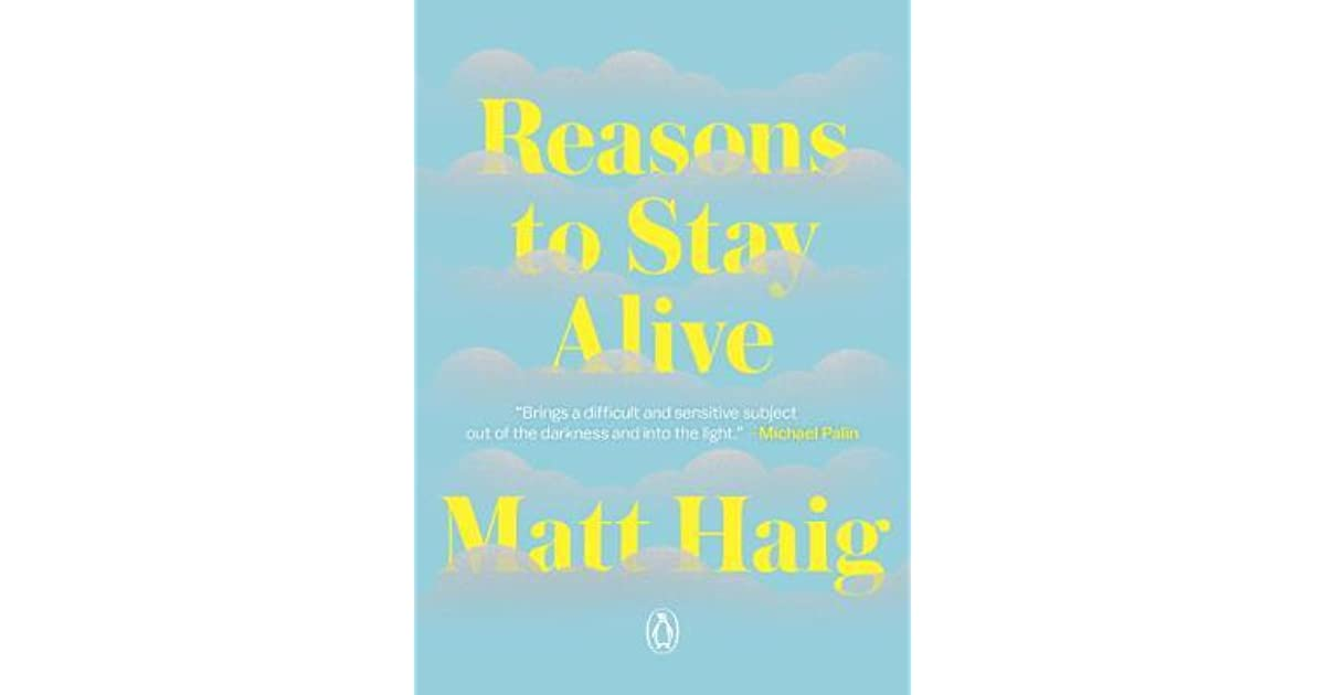 Reasons To Stay Alive Pdf Archive