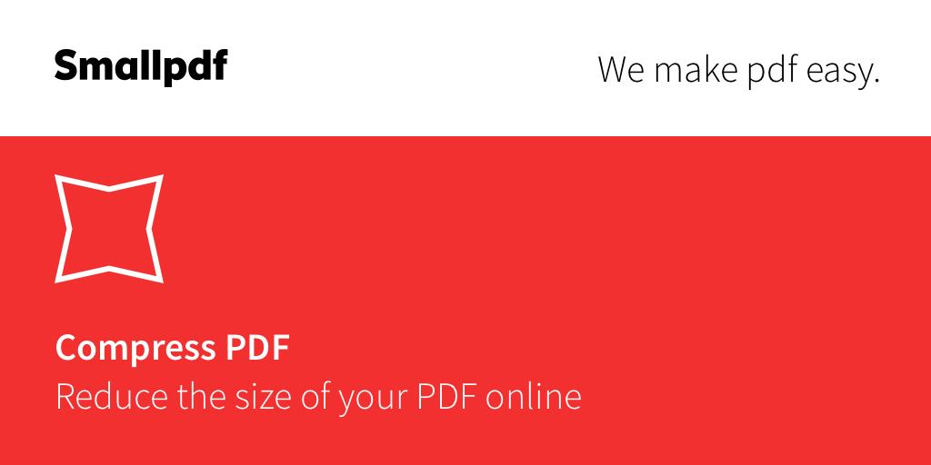 Resize Pdf File To 200kb Online Free