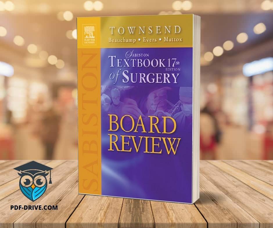 Sabiston Textbook Of Surgery Pdf Drive