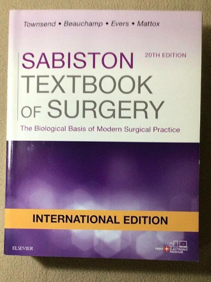 Sabiston Textbook Of Surgery Pdf Free Download