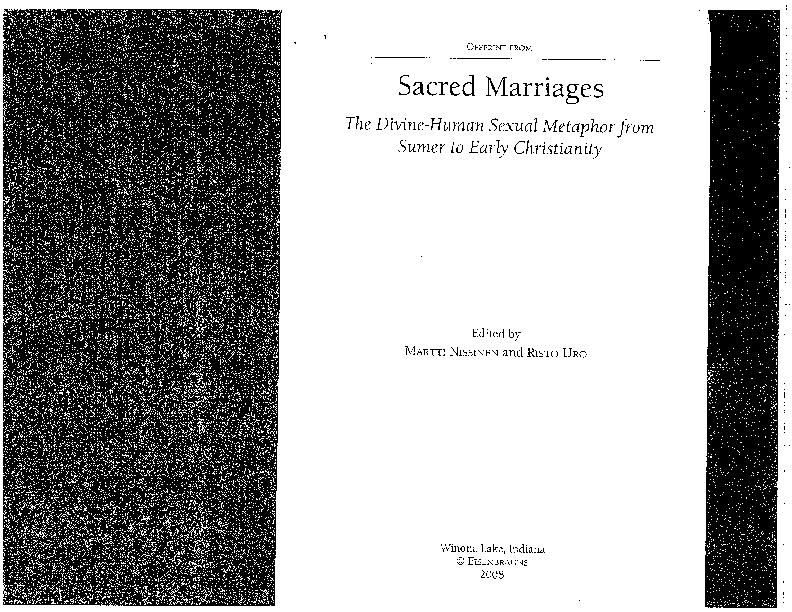 Sacred Marriage Pdf Free Download