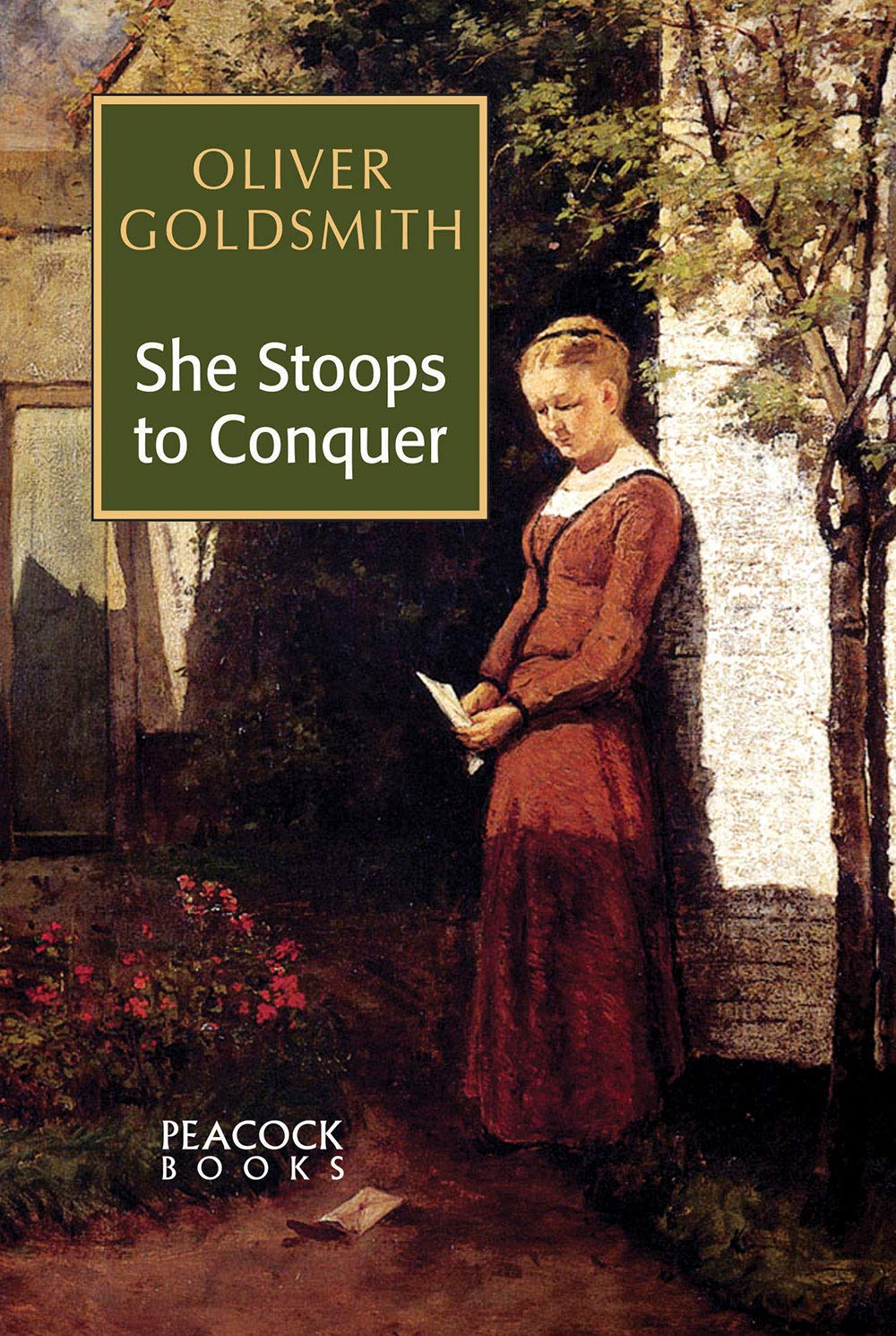 She Stoops To Conquer Pdf Summary