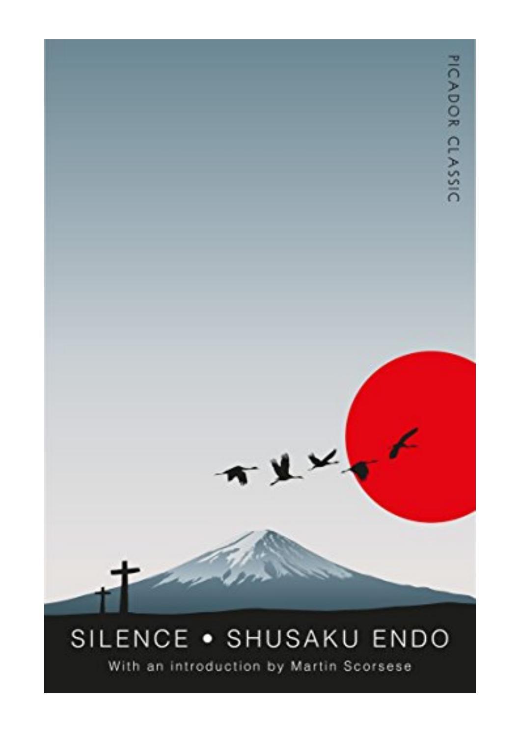 Silence Shusaku Endo Pdf