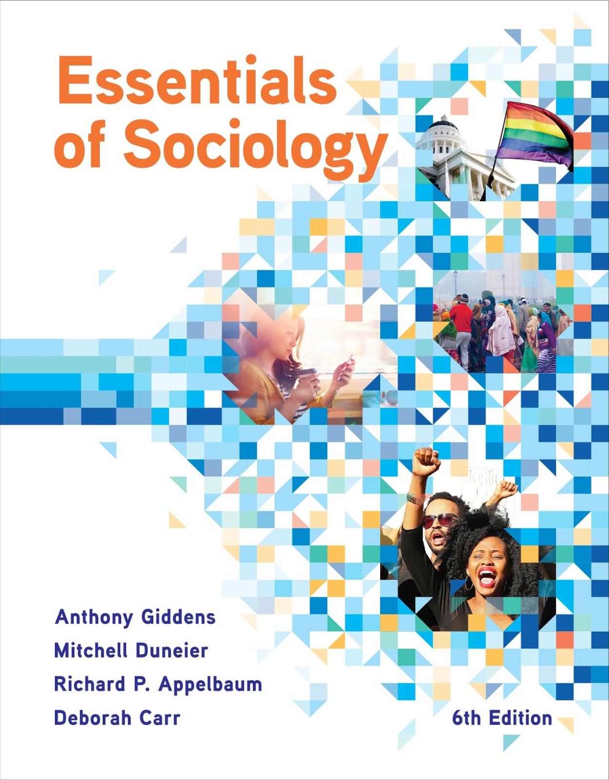 Sociology The Essentials 9th Edition Pdf Free