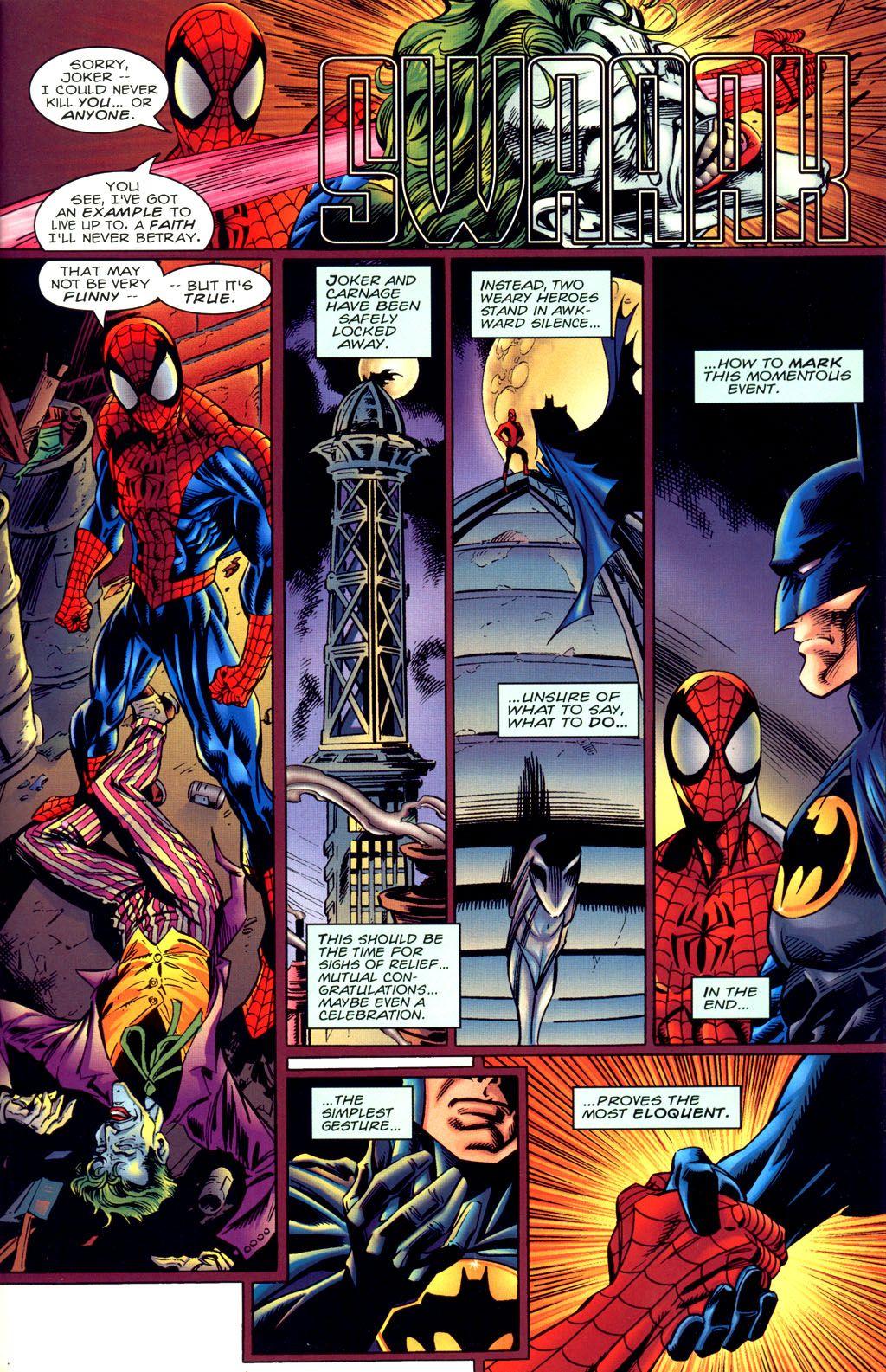 Spiderman Comics Pdf